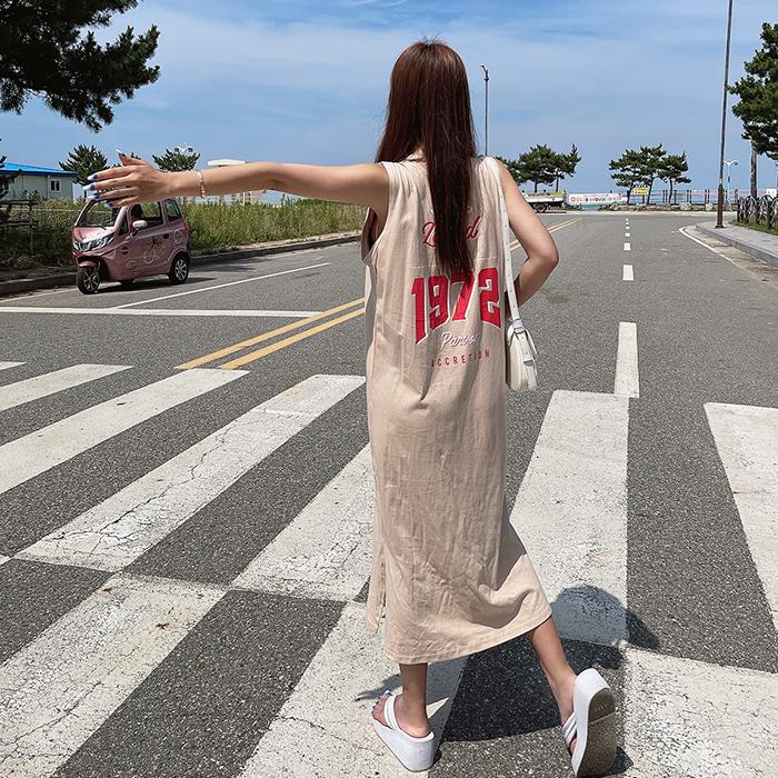choper-1972나시롱원피스♡韓國女裝連身裙