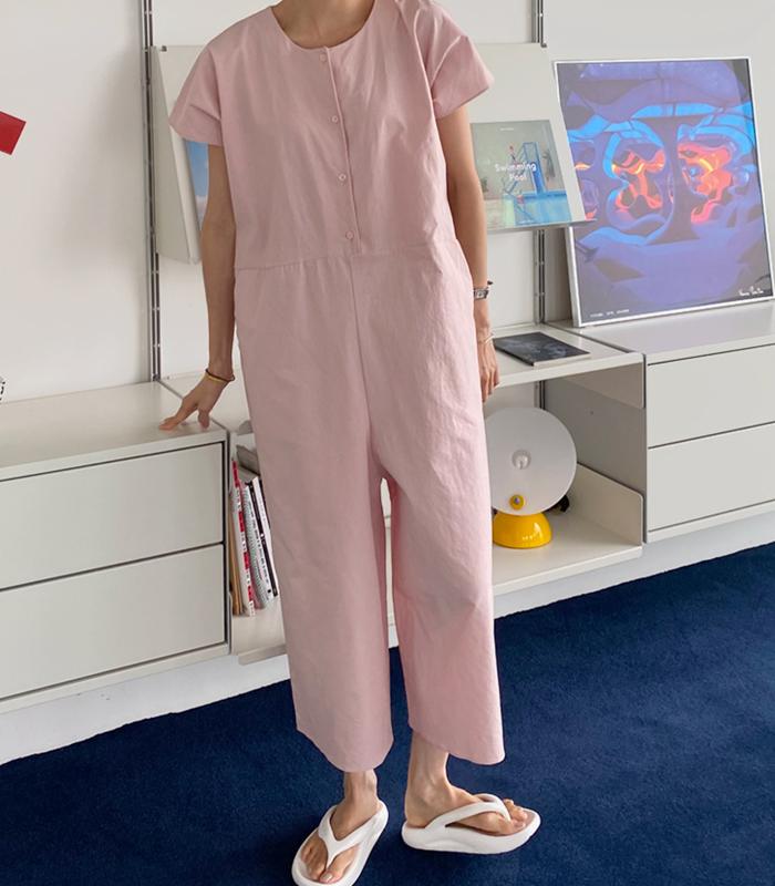 sibuya-[코튼캔디 JS]♡韓國女裝連身裙