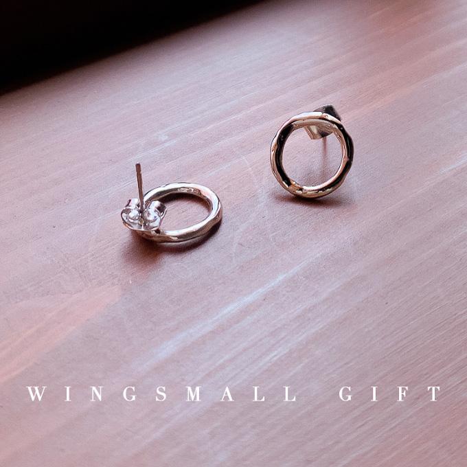 wingsmall-비즈라(둥글심E)♡韓國女裝飾品