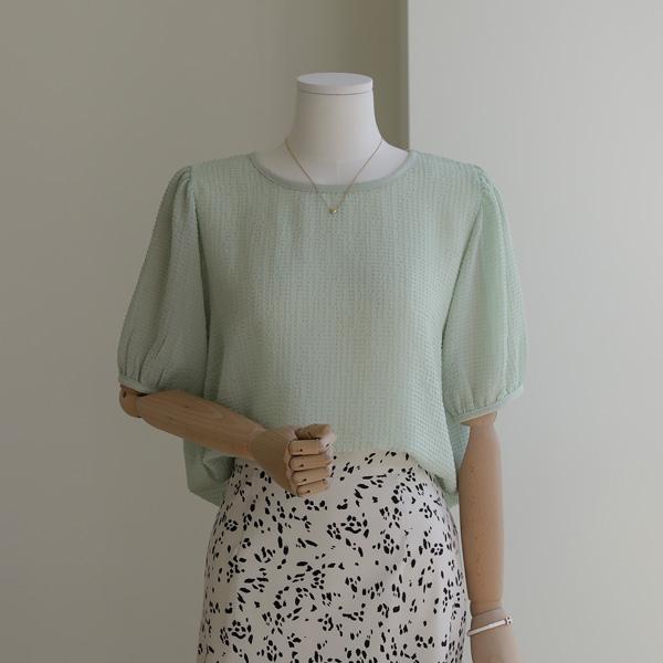 mariangplus-[P] 피에프 블라우스 P_T597♡韓國女裝上衣