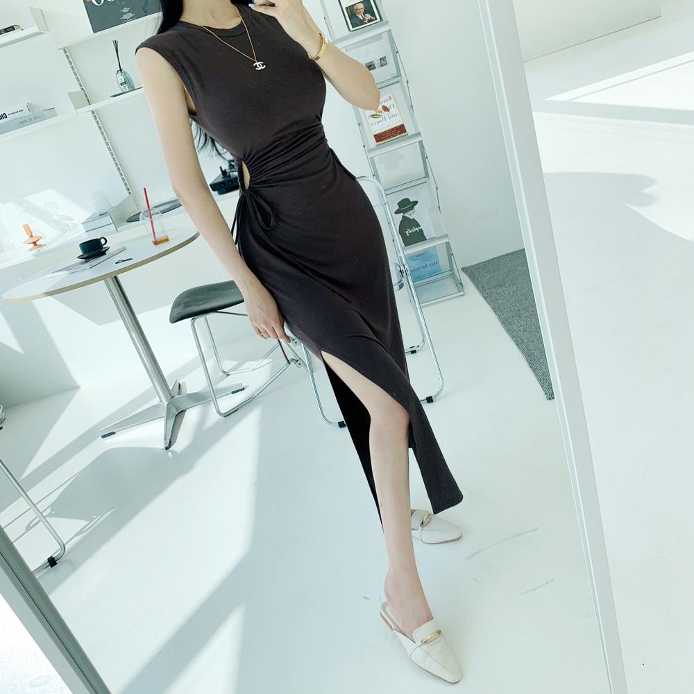 uinme-제이드 셔링 원피스 - [ 3color ] - 유인미제이드 셔링 원피스 - [ 3color ] - 유인미♡韓國女裝連身裙