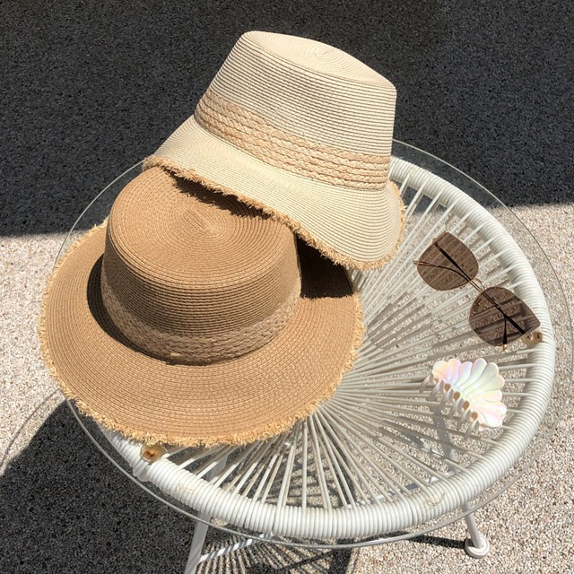 sweetglam-파코 라피아 바캉스 HAT♡韓國女裝飾品