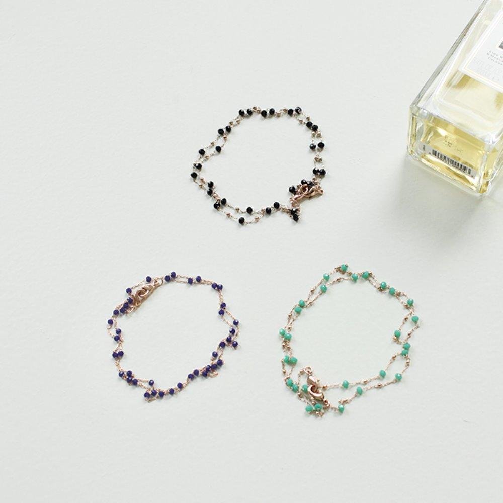 littleblack-컬러 포인트 마스크 목걸이(3C)♡韓國女裝飾品