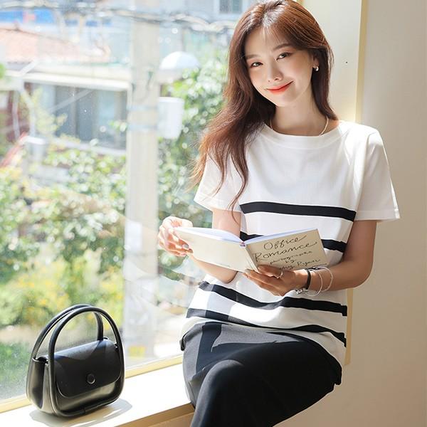ode-[데일리 단가라 니트&머메이드 스커트 SET]♡韓國女裝連身裙
