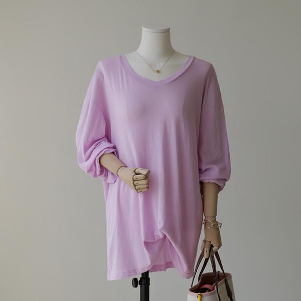 mariangplus-[P] 렌트아 티셔츠 P_T604♡韓國女裝上衣