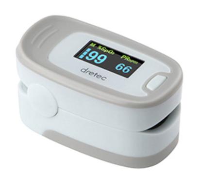 Dretec OX-102 脈搏血氧計