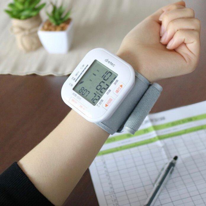 Dretec BM-103 前腕式血壓計Dretec BM-103 前腕式血壓計