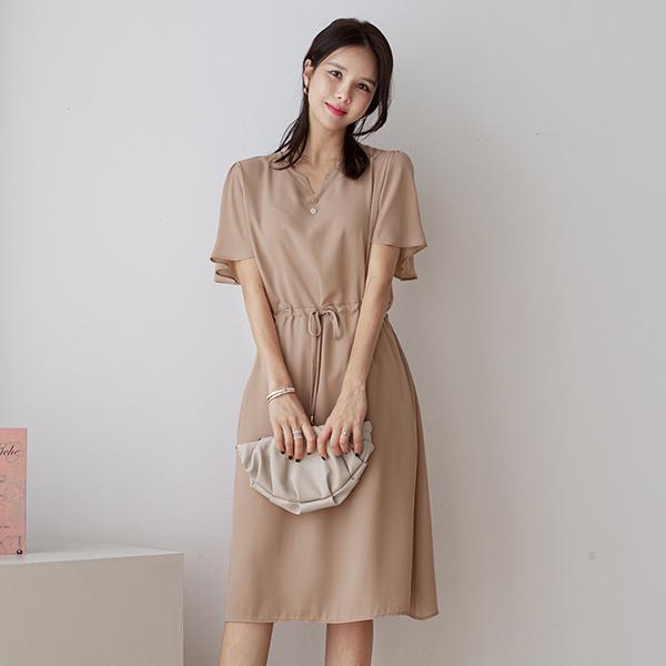 canmart-[시엔나스트링원피스 C080201]♡韓國女裝連身裙