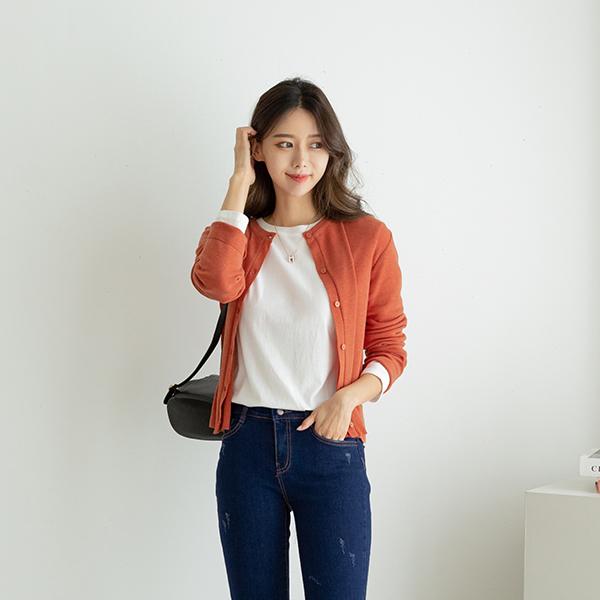 canmart-[제리라운드가디건 C080953]♡韓國女裝外套