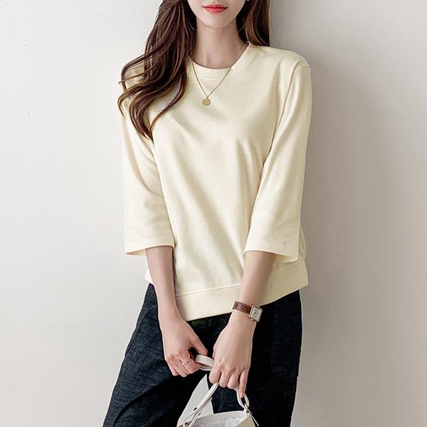 canmart-[마인언발티셔츠 C040118]♡韓國女裝上衣
