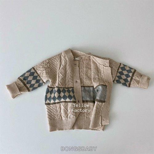 bongsbaby-벤자민니트♡韓國童裝外套