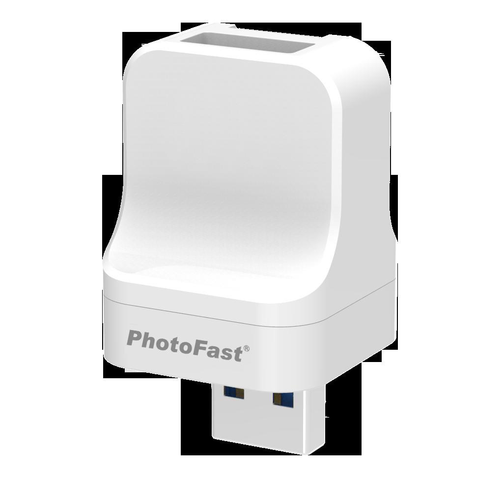 PhotoFast PhotoCube 備份方塊 | USB-A (Android專用)