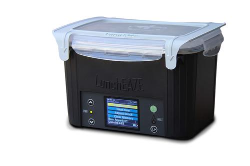 美國LunchEAZE自動加熱飯盒充電式
