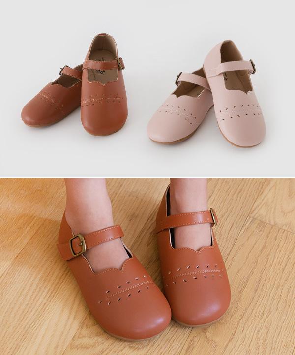 harukids-루이스펀칭슈즈[신발BDHD37]♡韓國童裝鞋