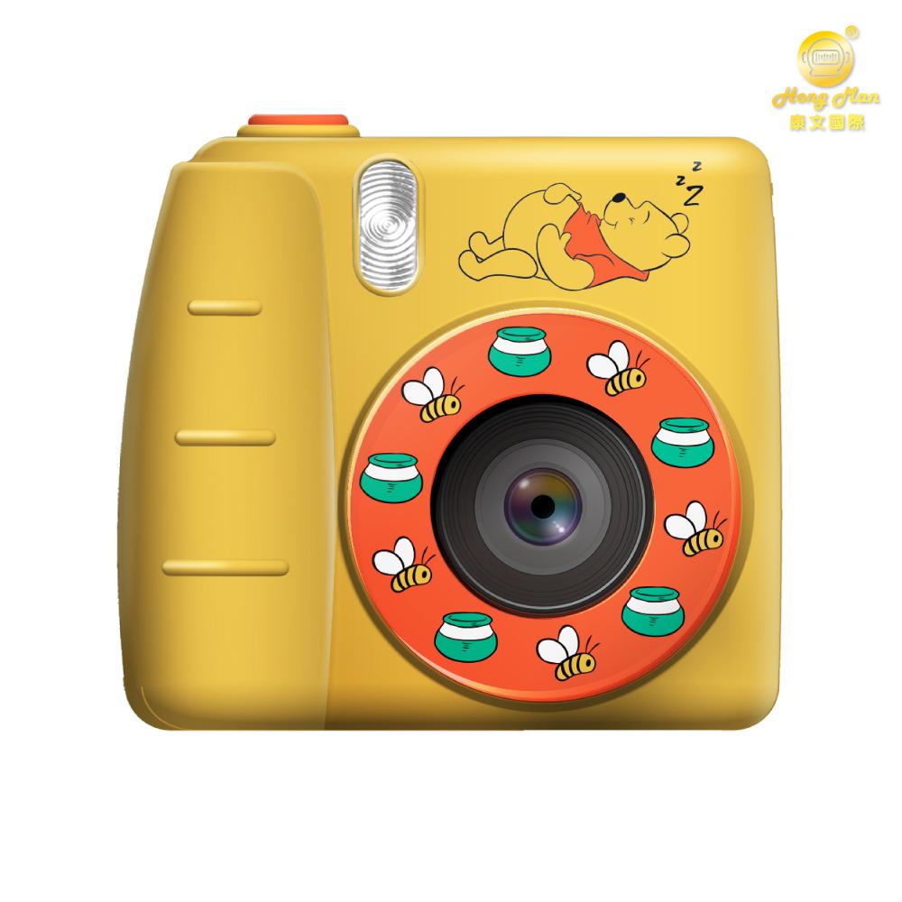 【Disney】 兒童數碼相機 小熊維尼 Winnie the Pooh