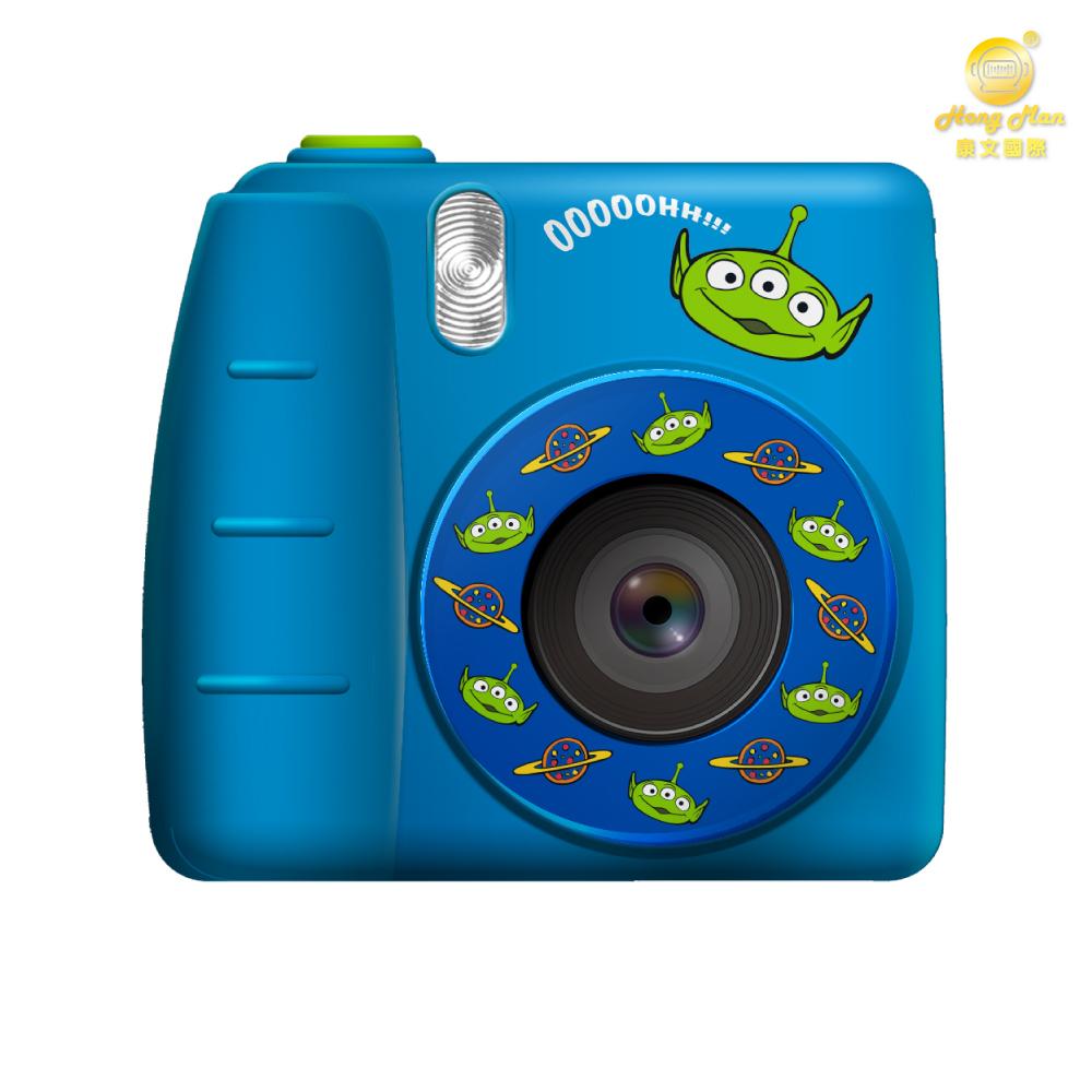 【Disney】兒童數碼相機 三眼仔