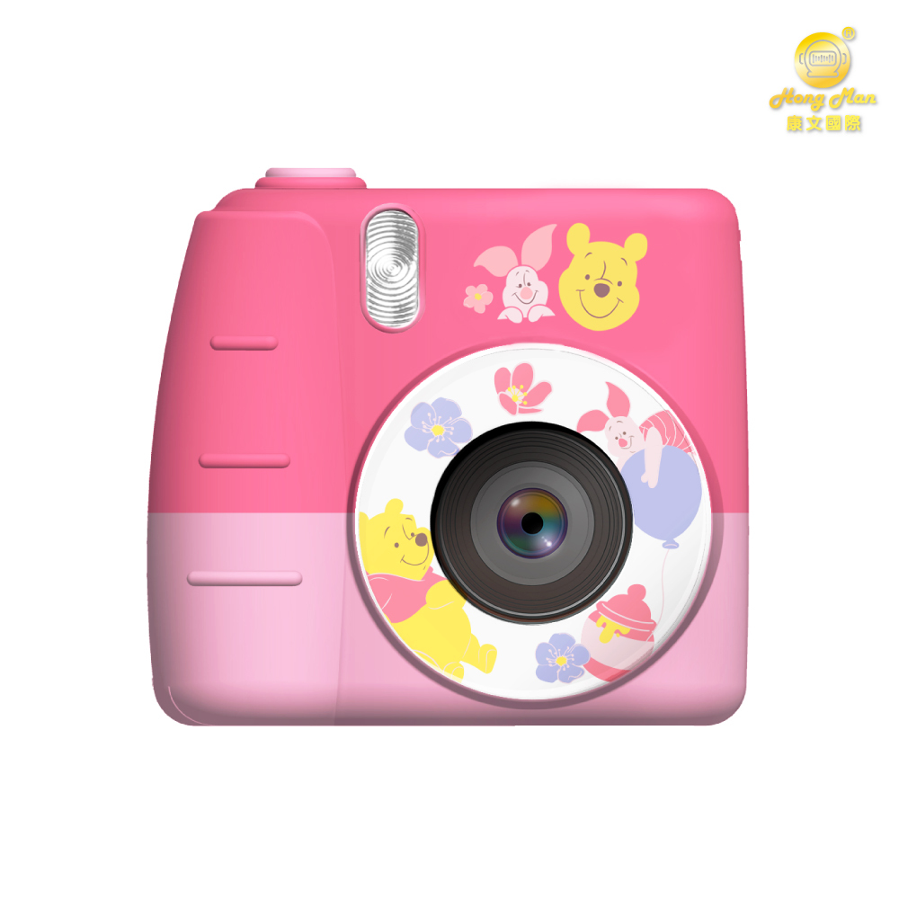 Sanrio兒童數碼相機 維尼