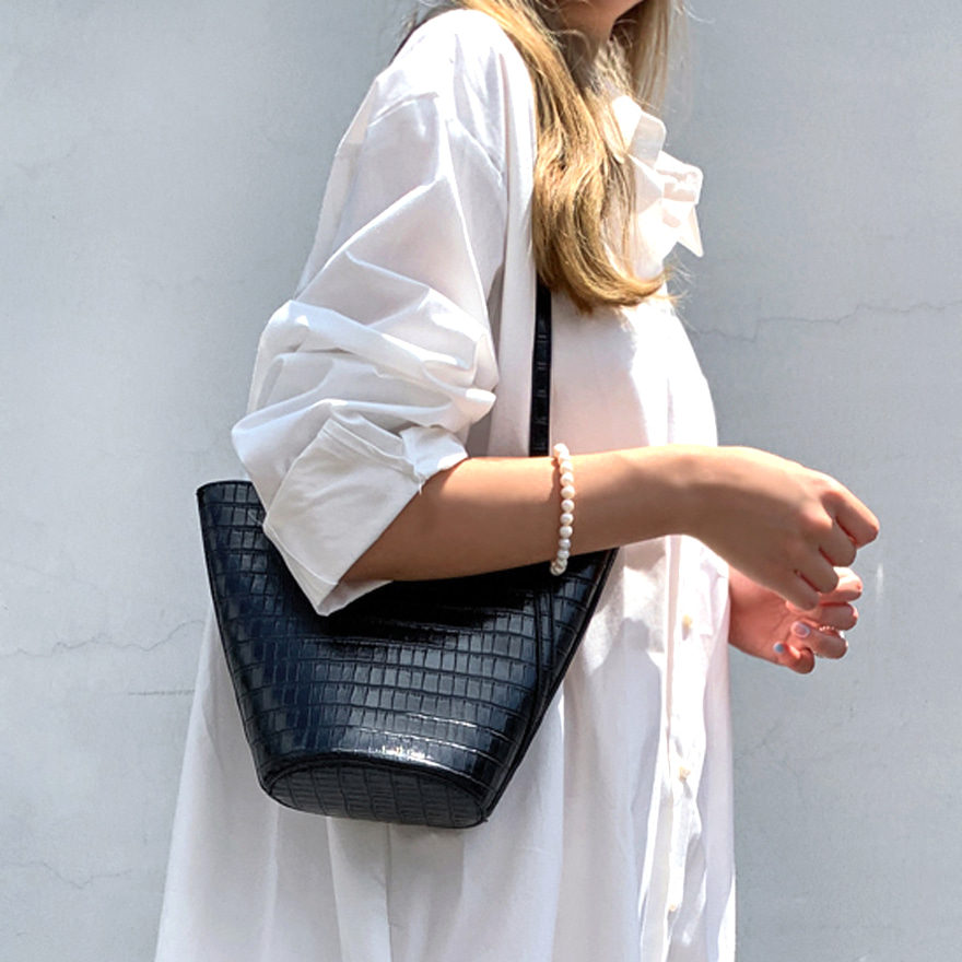 miamasvin-와르다 크로커 숄더 가방♡韓國女裝袋