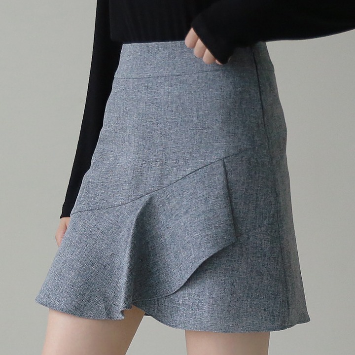 lemite-셔리링 치마바지(골프웨어가능)♡韓國女裝褲