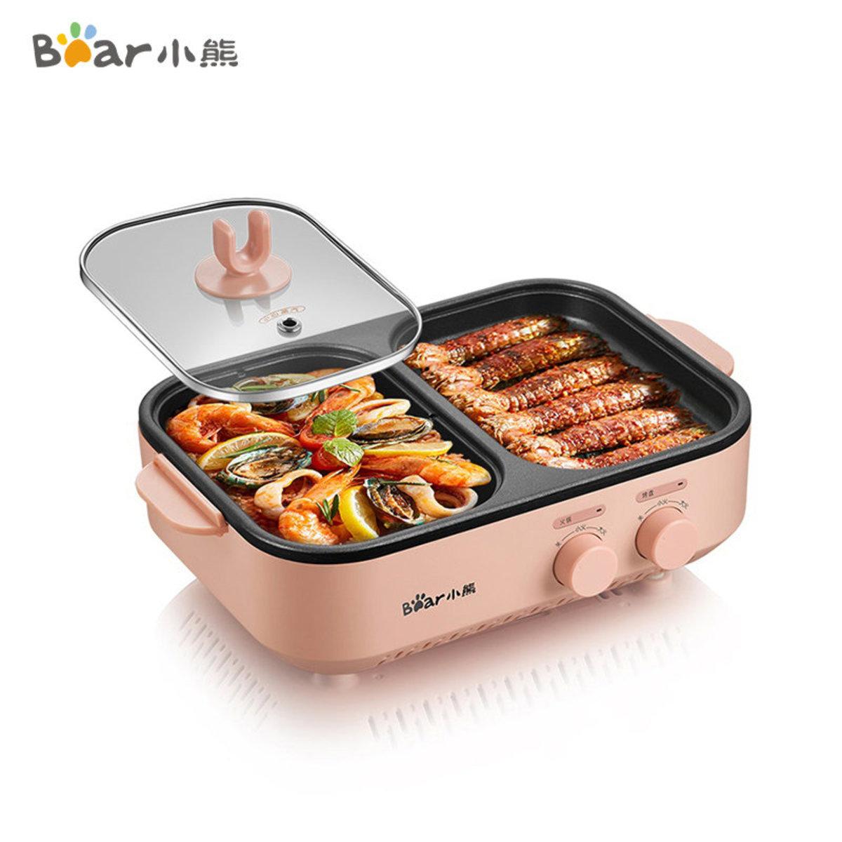火鍋燒烤一體鍋