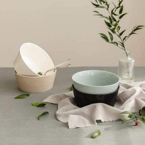 ssueim -Hyvinkaa 麵碗 (4色)♡韓國家品碗具