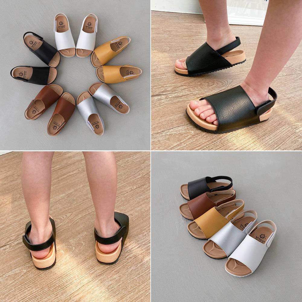 little-bro-슈웨이샌들[신발BDDP33]♡韓國童裝鞋
