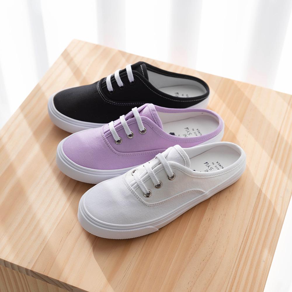little-bro-베이직뮬스니커즈[신발BDAF37]♡韓國童裝鞋