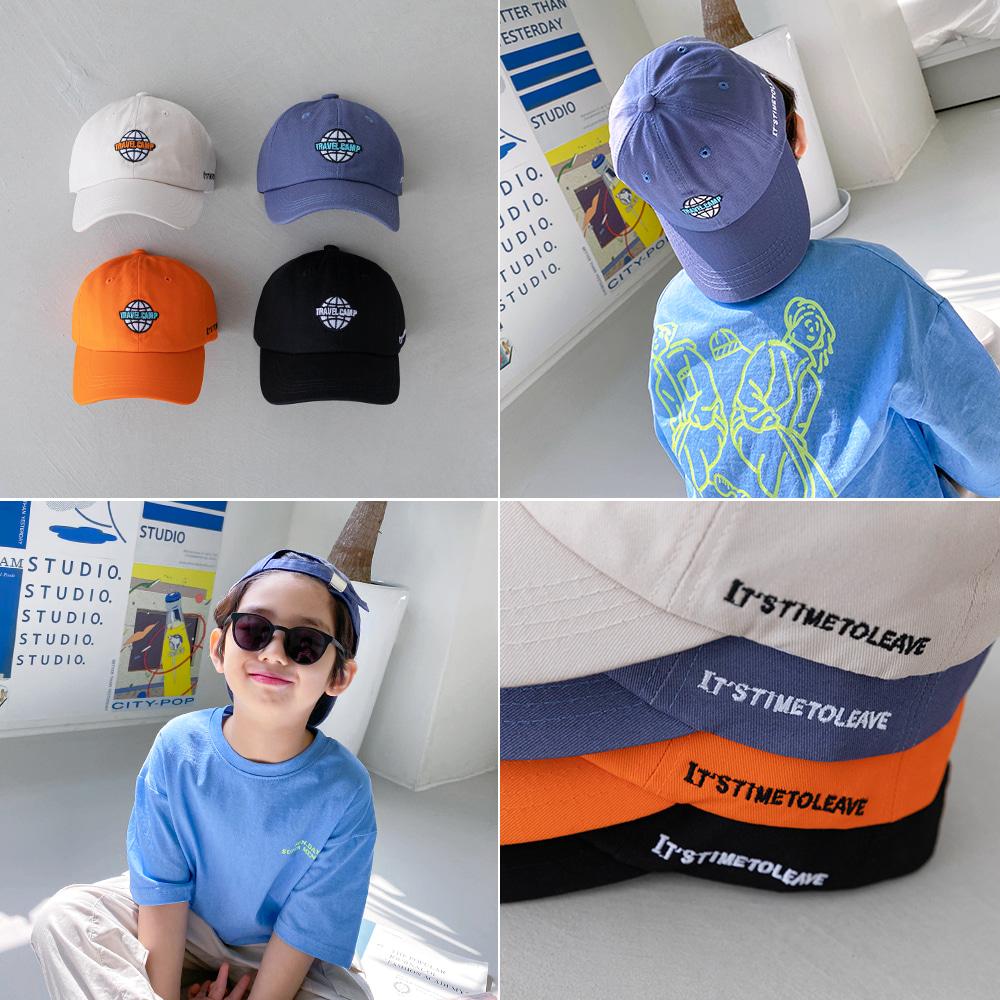 little-bro-트래블리캡[모자BDCX39]♡童裝帽