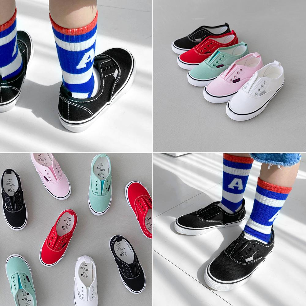 little-bro-마이데일리스니커즈[신발BDBX14]♡韓國童裝鞋