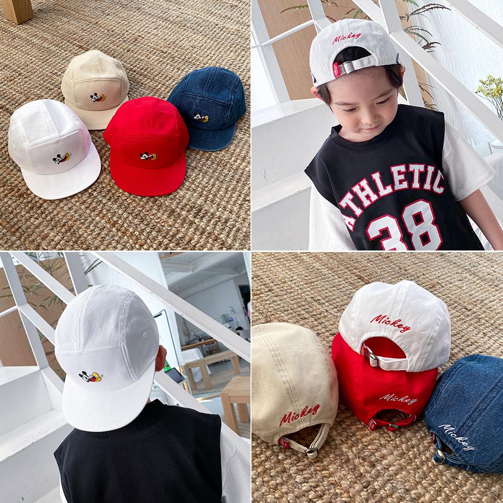 little-bro-미키야캡(디즈니정품)[모자BDDA20]♡童裝帽
