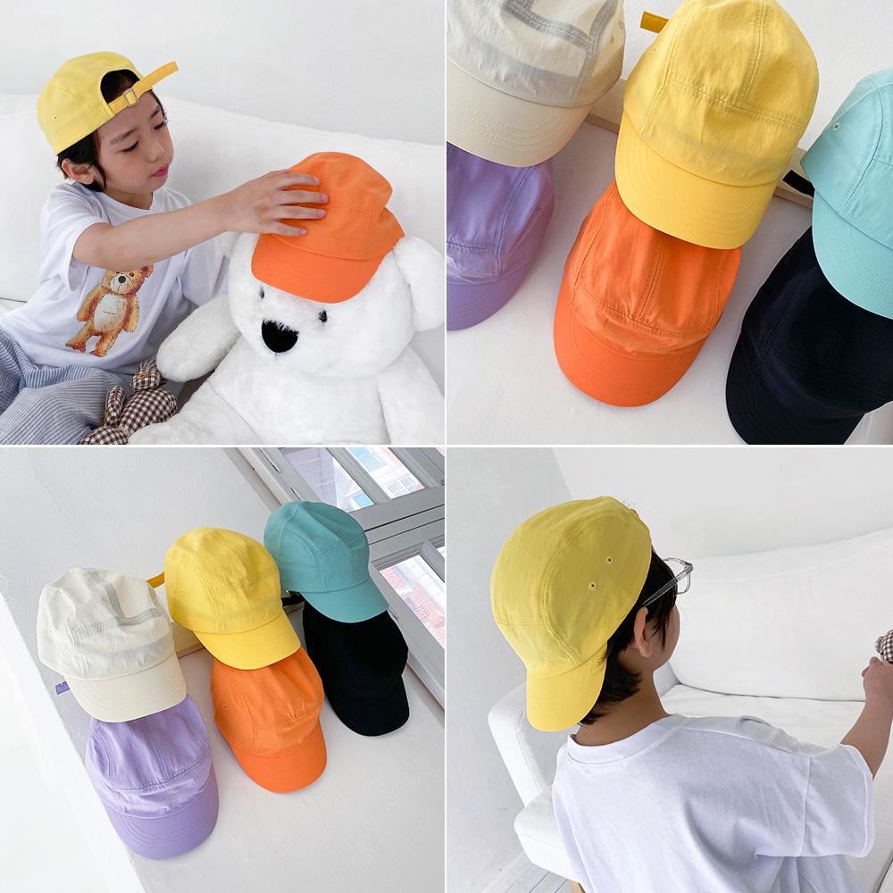 little-bro-내추럴스타일캡[모자BDD586]♡童裝帽