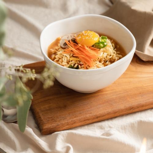ssueim-森林麵碗 (2色)♡韓國家品碗具