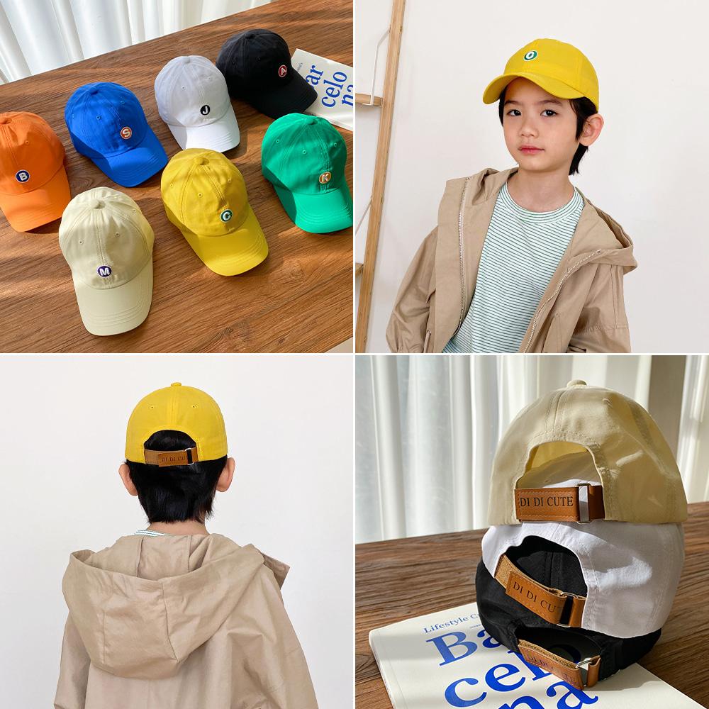 little-bro-에이비씨디캡[모자BDA474]♡童裝帽
