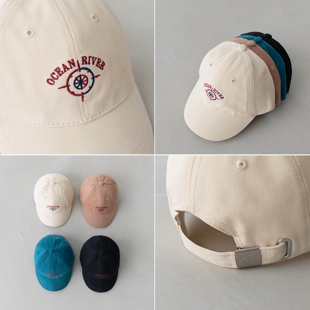 little-bro-오션리버캡[모자BDA477]♡童裝帽