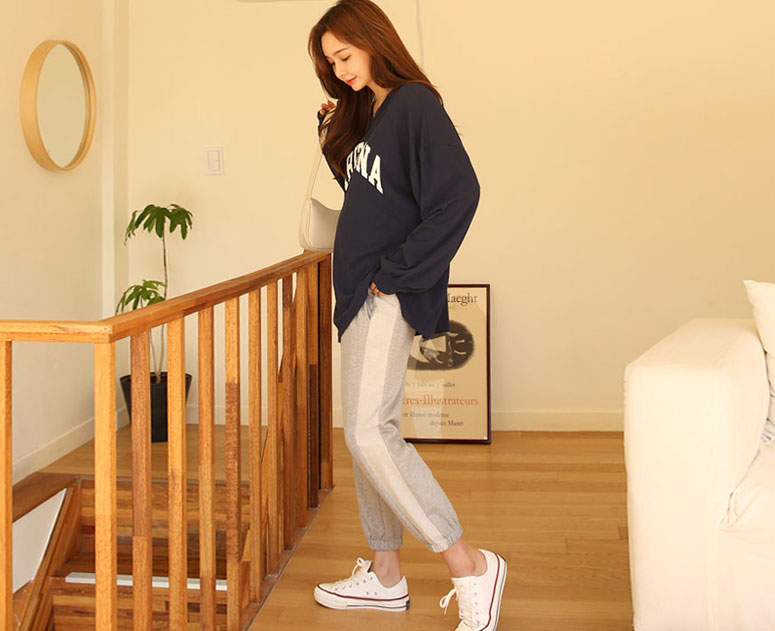 happy10-[*신상5% 기간한정할인*임부복*에리조나 박스 티]♡韓國孕婦裝上衣