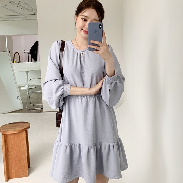 66girls-어라운드캉캉OPS♡韓國女裝連身裙