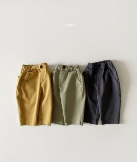 lovely2min-린도 톤톤팬츠 (XS~XL)♡嬰兒褲子
