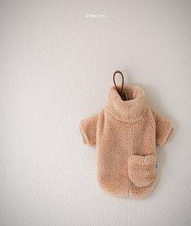 lovely2min-히얼아이엠 킨더펫 후리스♡嬰兒外套