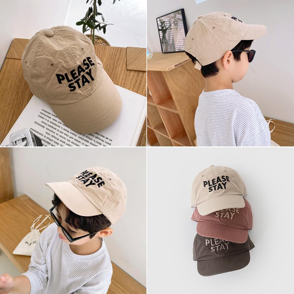 little-bro-폴스테이캡[모자BDHC33]♡童裝帽