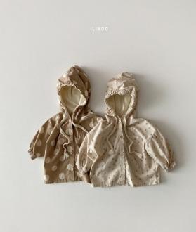 lovely2min-린도 카푸치노후드자켓 (XS~XL)♡嬰兒外套
