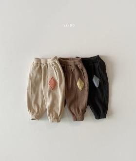lovely2min-린도 다몬와플조거 (XS~XL)♡嬰兒褲子