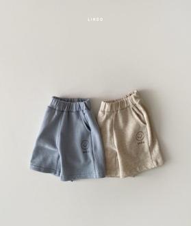 lovely2min-린도 스마일반바지 (XS~XL)♡嬰兒褲子