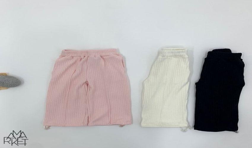 lovely2min-(바배) 에이마켓 골지팬츠 L - lovely2min♡韓國童裝褲