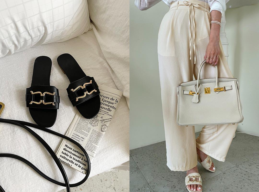 naning9-하크포 슬리퍼(C08)♡韓國女裝鞋