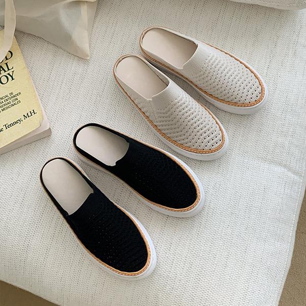 canmart-[버니니트블로퍼 C072957]♡韓國女裝鞋