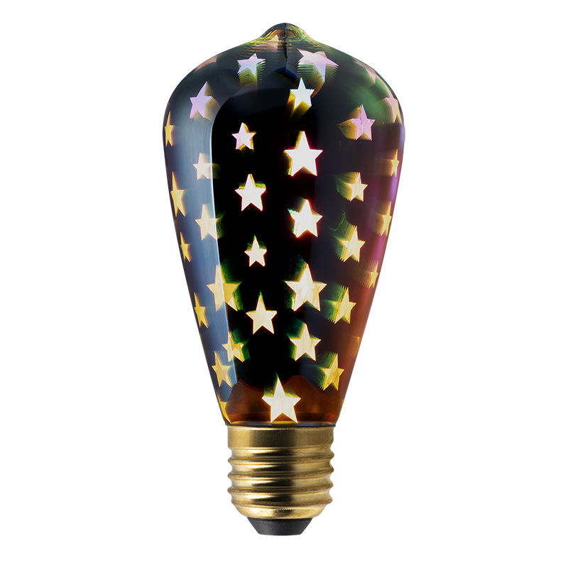 Momax Smart Fancy IoT 智能LED閃耀造型燈泡 星星 IB7SMomax Smart Fancy IoT 智能LED閃耀造型燈泡 星星 IB7S