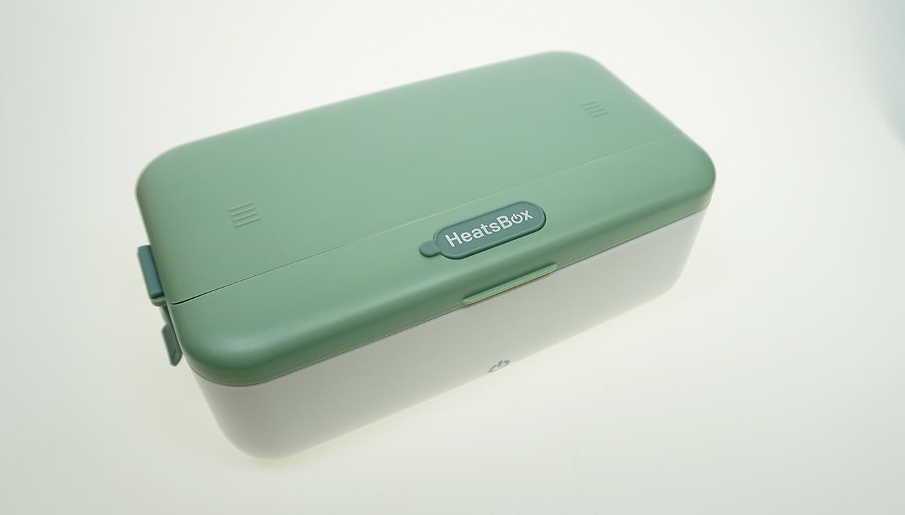 瑞士 HeatsBox Life -輕量版智能加熱飯盒