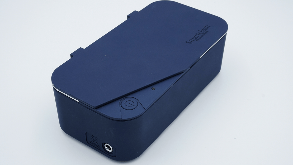 Smartclean超聲波眼鏡清洗機 Vision.5