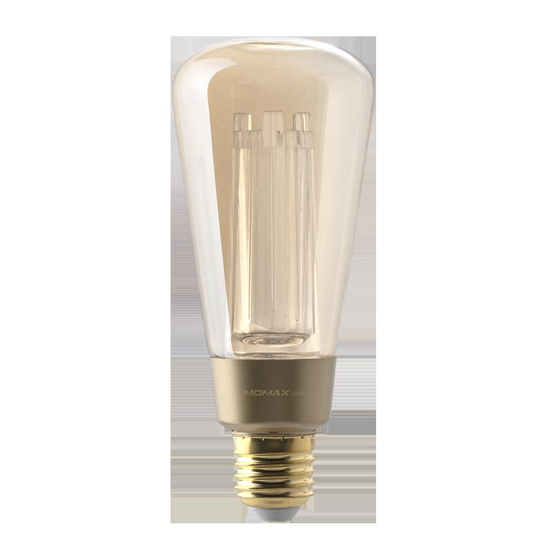 Momax Smart IoT 復古智能LED燈泡 RGB彩光 IB5SRMomax Smart IoT 復古智能LED燈泡 RGB彩光 IB5SR
