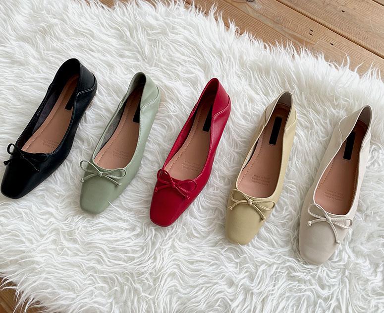 happy10-[*신상5% 기간한정할인*베이비리본 플랫]♡韓國女裝鞋